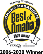 Best moving company in Omaha